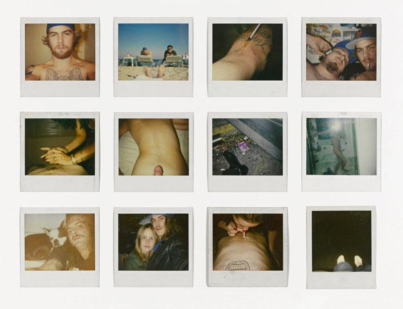 Dash Snow - Polaroids
