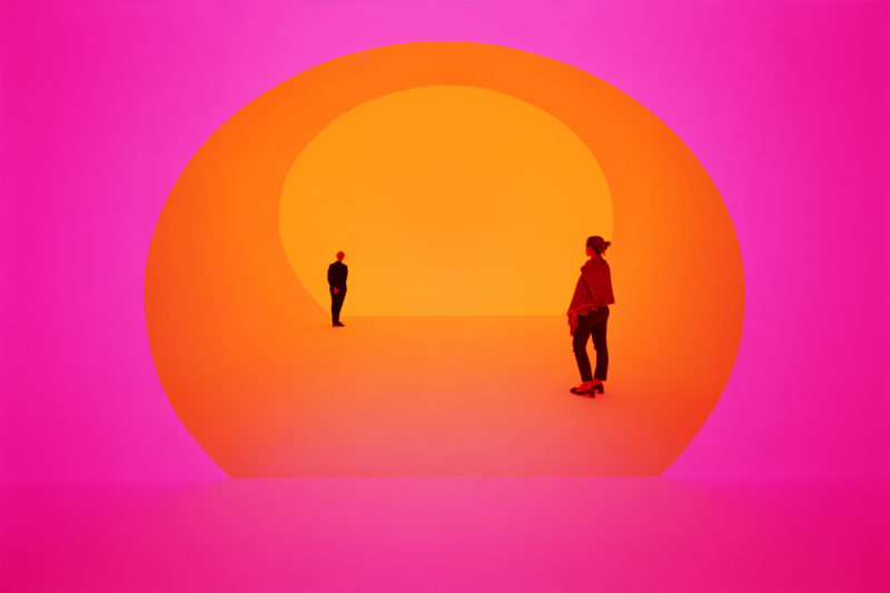 James Turrell - Akhob, 2013, Louis Vuitton, Las Vegas, Nevada