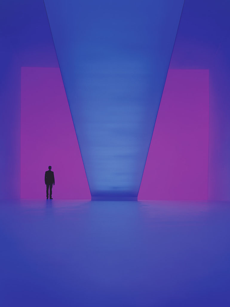 The best of James Turrell's Ganzfelds