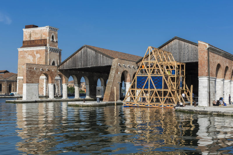 MFS II, 2016, 15th International Architecture Exhibition, Venice, Italy, 2016
