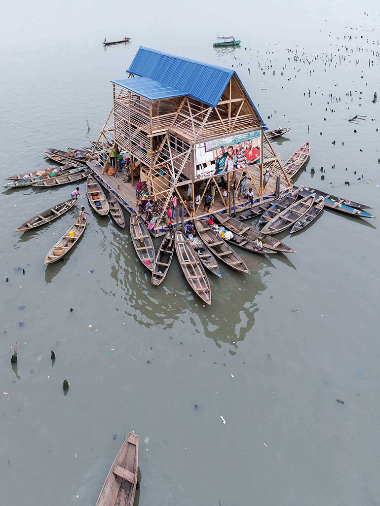 Nigeria's Makoko Floating School - Everything you need to know