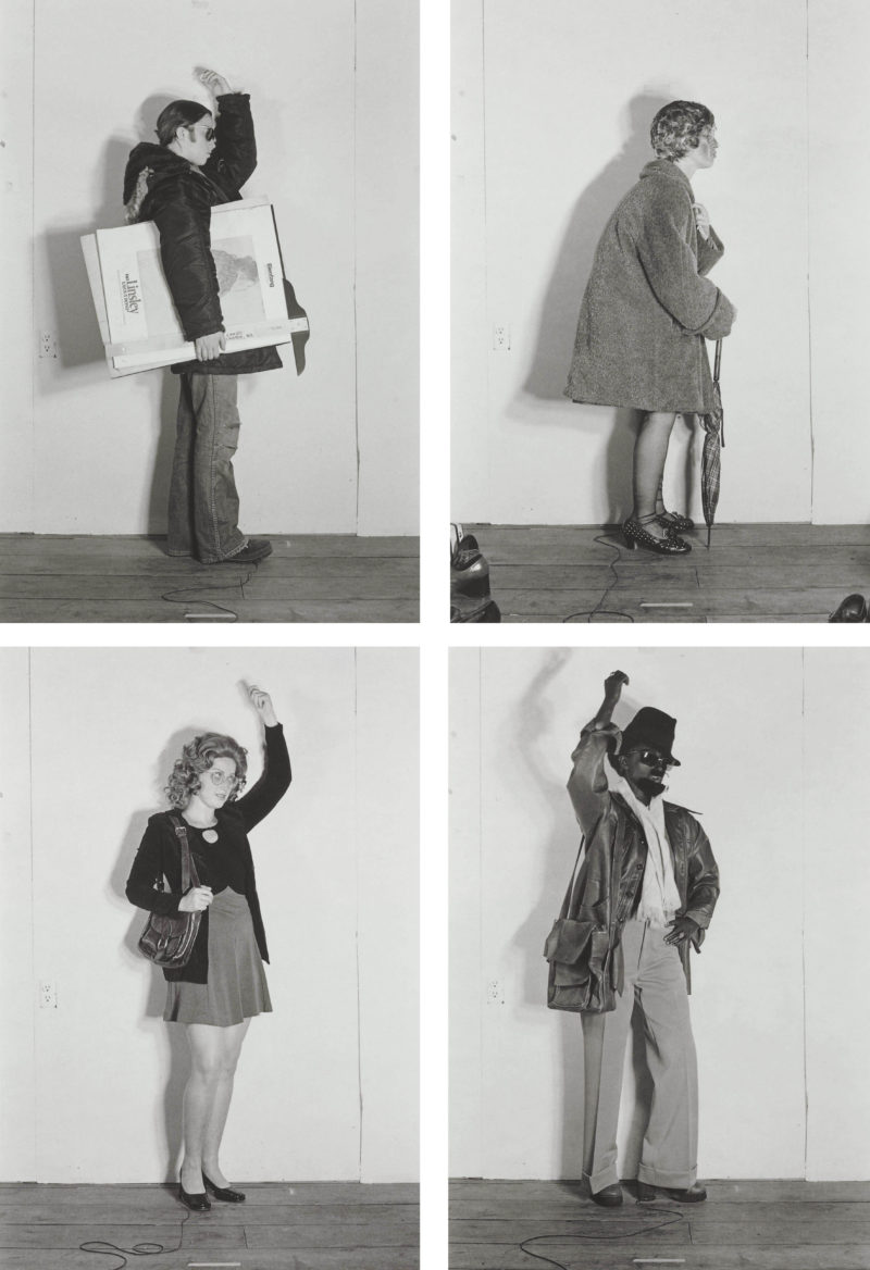 Cindy Sherman - Untitled (Bus Riders), 1976-2000
