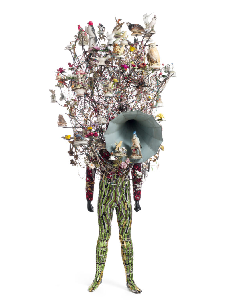 Nick Cave - Soundsuit, 2011, mixed media, 121 x 42 x 33 in
