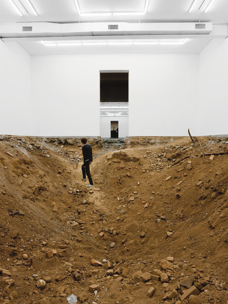 Urs Fischer & You - The giant $250,000 hole