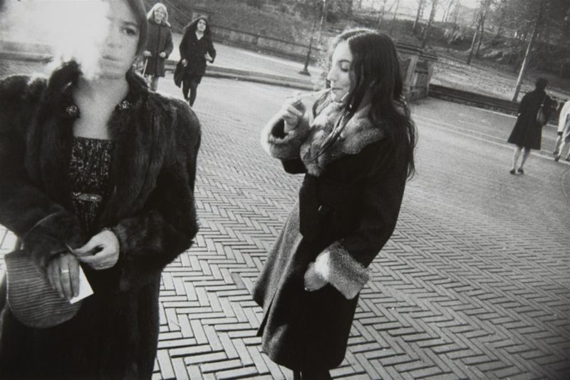 Garry Winogrand - Central Park, New York, from Women Are Beautiful, 1970s