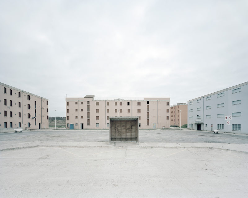 Gregor Sailer - The Potemkin Village - Jeoffrecourt, French Army, France, 2015