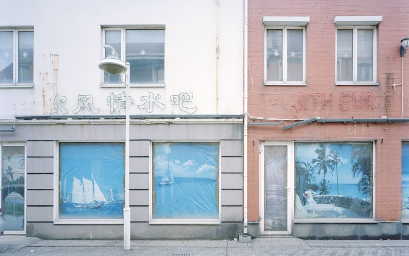 Gregor Sailer - The Potemkin Village - Luodian New Town outside Shanghai, China recalls the urban landscape of Sweden