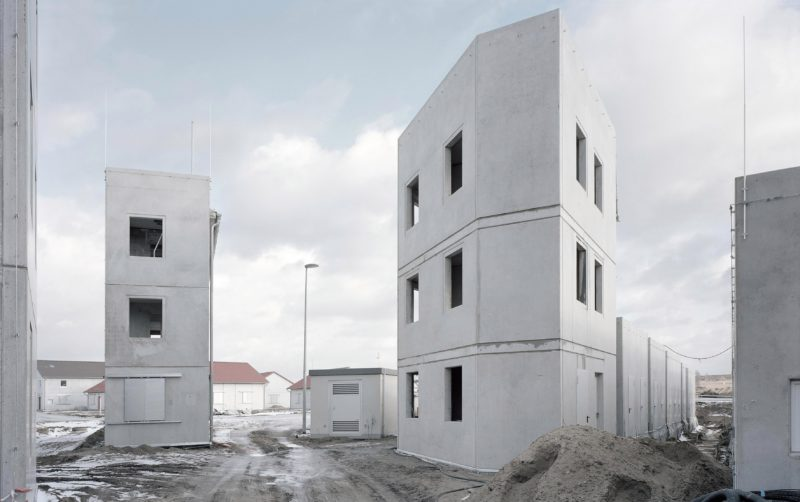 Gregor Sailer - The Potemkin Village - This fake town in Germany is used as a military training base