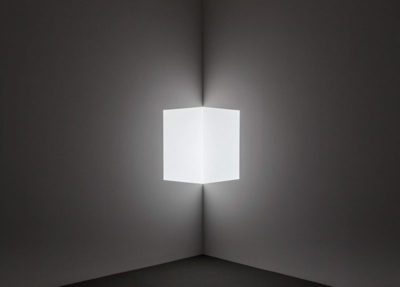 James Turrell - Afrum I (White), 1967