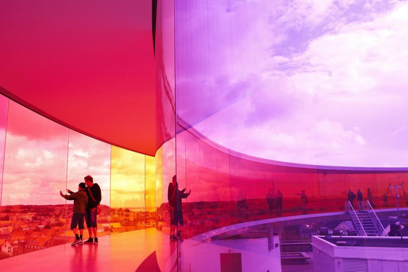 Olafur Eliasson – Your rainbow panorama, 2006-2011
