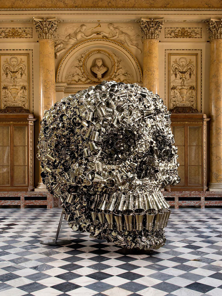 Why did Subodh Gupta create his Very Hungry God?