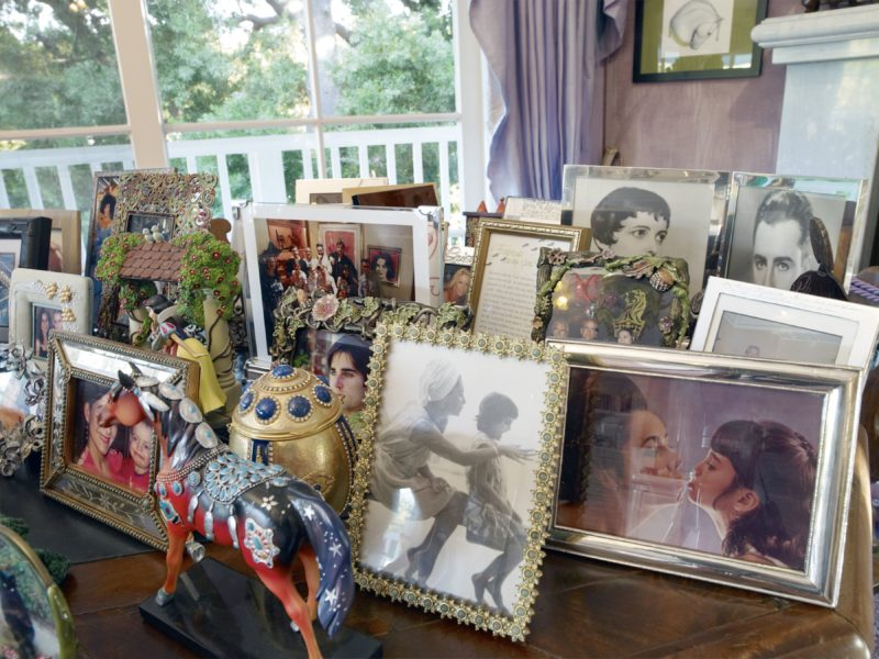 Catherine Opie – Family Photos, from 700 Nimes Road, Elizabeth Taylor's home