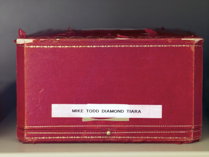 Catherine Opie – Jewelry Boxes #2, from 700 Nimes Road, Elizabeth Taylor's home