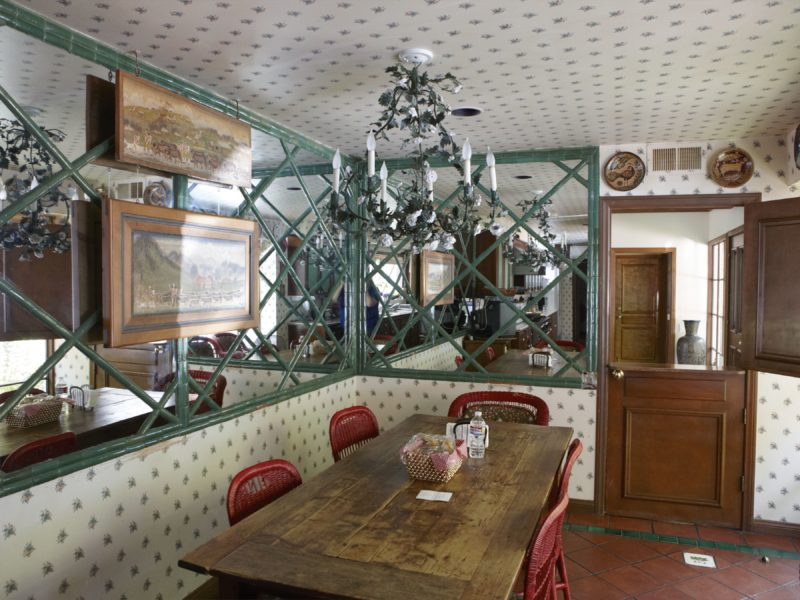 Catherine Opie – Kitchen Table, 2010-2011, from 700 Nimes Road, Elizabeth Taylor's home