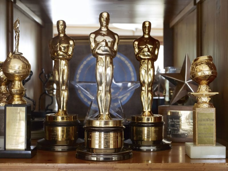Catherine Opie – Oscars, from 700 Nimes Road, Elizabeth Taylor's home