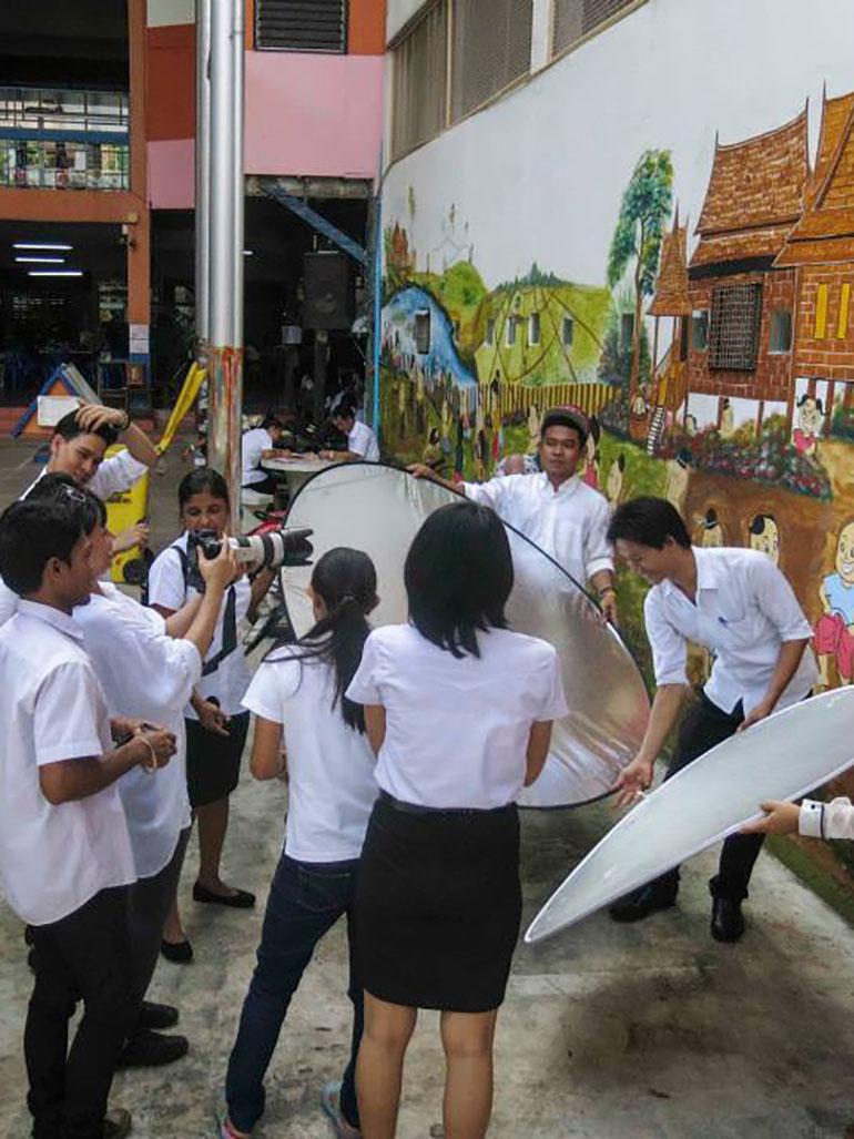 DEAR Burma photography class