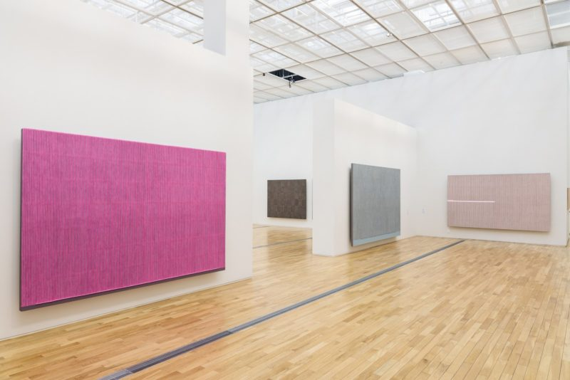 Installation view, Park Seo-Bo: The Untiring Endeavourer, MMCA National Museum of Modern and Contemporary Art, Korea, 2019. 5. 18. – 9. 1.