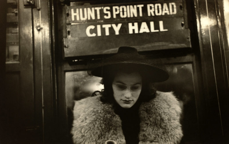 Walker Evans – Subway Passengers, New York City, 1938, from Many Are Called