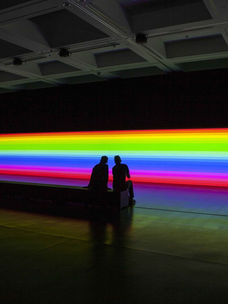 Carsten Nicolai's Unicolor throws you off-balance