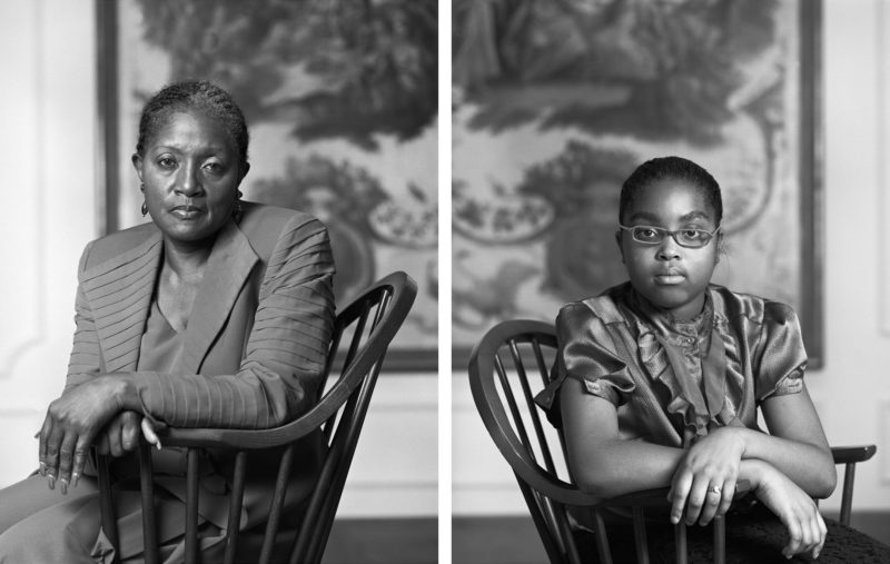 Dawoud Bey - The Birmingham Project - Betty Salvage and Faith Speights, 2012