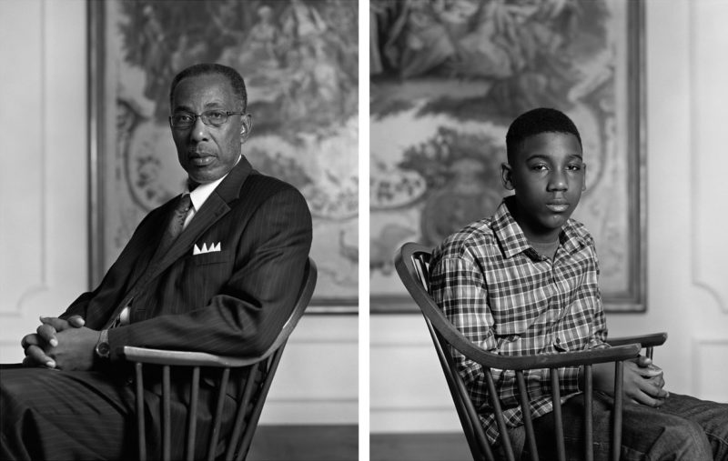 Dawoud Bey - The Birmingham Project - Don Sledge and Moses Austin, 2012
