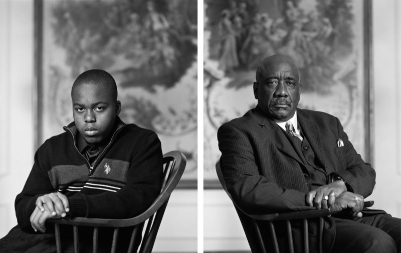 Dawoud Bey - The Birmingham Project - Timothy Huffman and Ira Sims, 2012