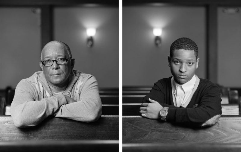 Dawoud Bey - The Birmingham Project - Wallace Simmons and Eric Allums, 2012
