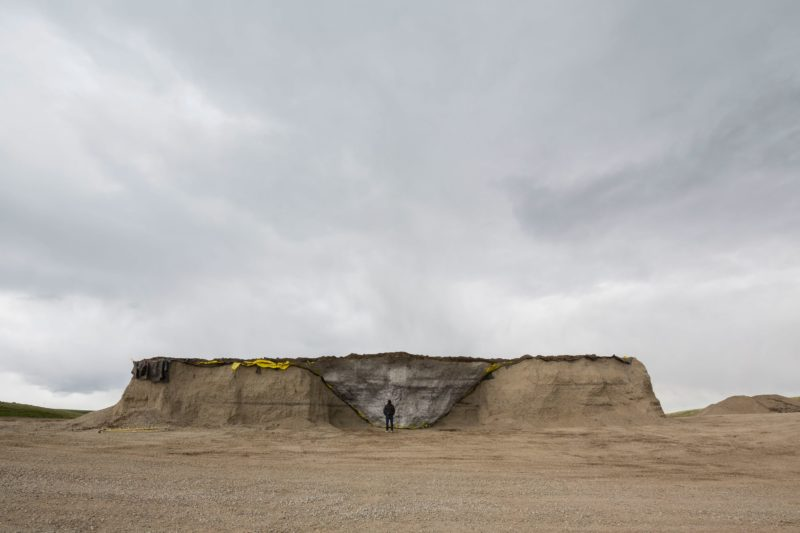 Ensamble Studio - Structures of Landscape, Tippet Rise Art Center, Fishtail, Montana, 2015