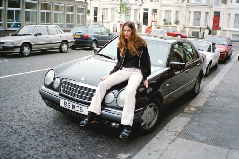 Juergen Teller - Gisele, London, 28th September 1998