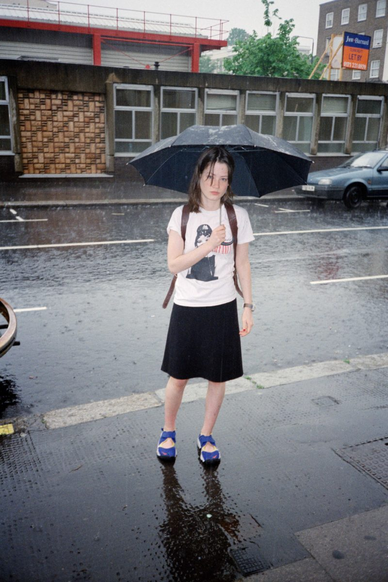 Juergen Teller - Lucy Gordon, London 14th May 1998