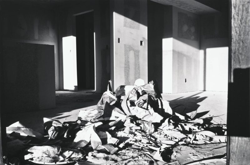 Lewis Baltz - Interior, 1, from Park City, 1979