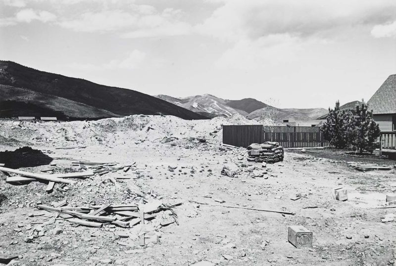 Lewis Baltz - Park City 14, Prospector Village