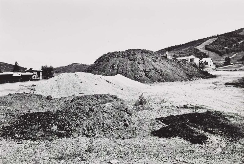 Lewis Baltz - Park City 31, Snowflower Condominiums, looking Southeast, 1979