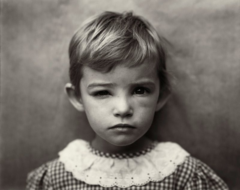 Sally Mann - Damaged Child, 1984, from Immediate Family