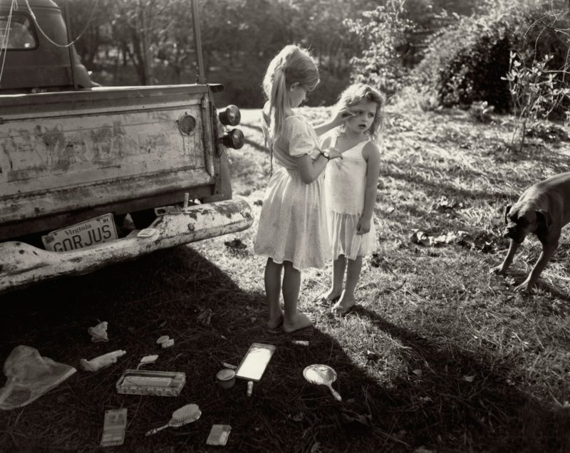 Sally Mann - Gorjus, 1989, from Immediate Family