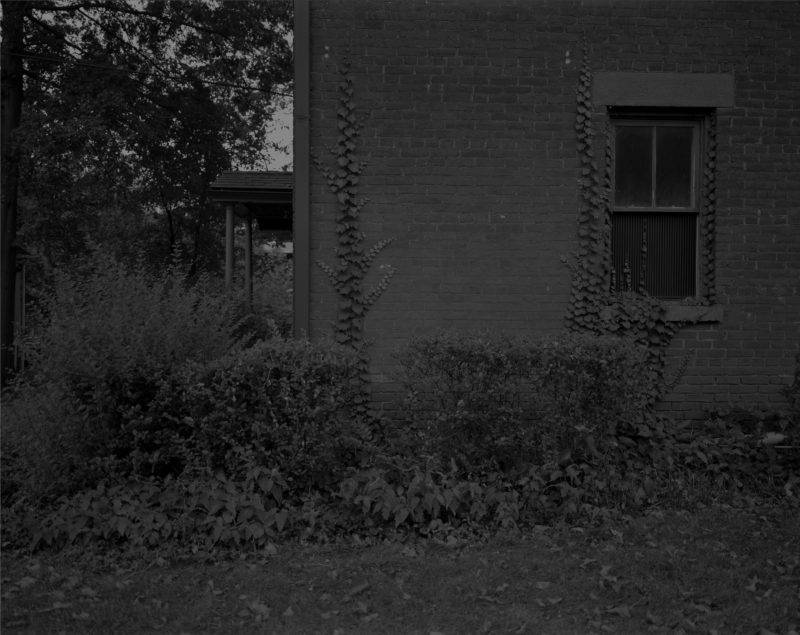 Dawoud Bey - Untitled #3 (Cozad-Bates House), from the series Night Coming Tenderly, Black, 2017