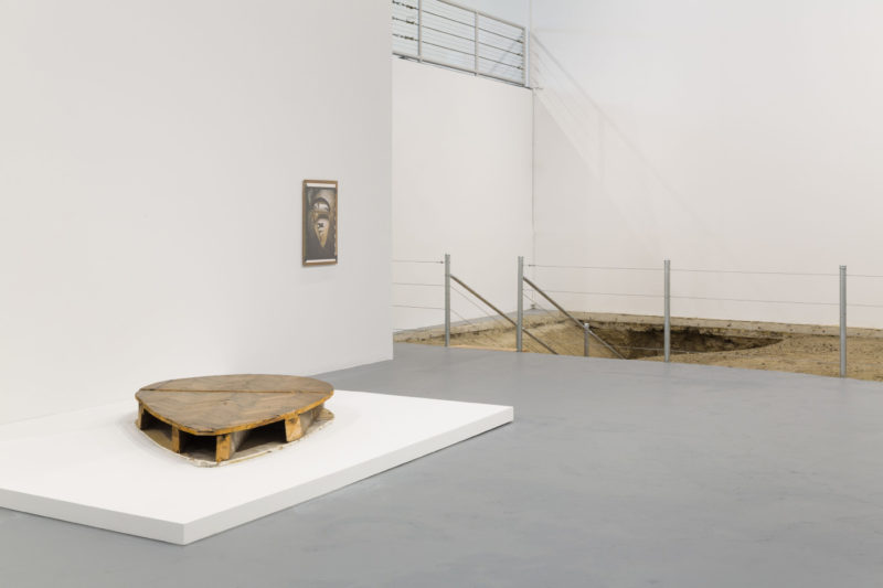 Gordon Matta Clark's Office Baroque, 1977, and Chris Burden's Exposing the Foundation of the Museum, 1986/2019