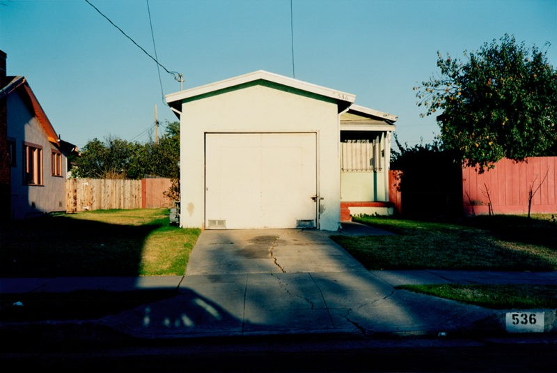 Henry Wessel - No. 90482, 1990, from House Pictures