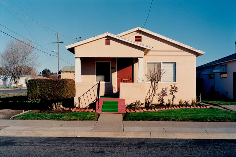 Henry Wessel - No. 908314, 1990, from House Pictures