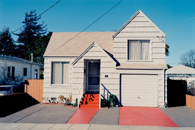 Henry Wessel - No. 908614, 1990, from House Pictures