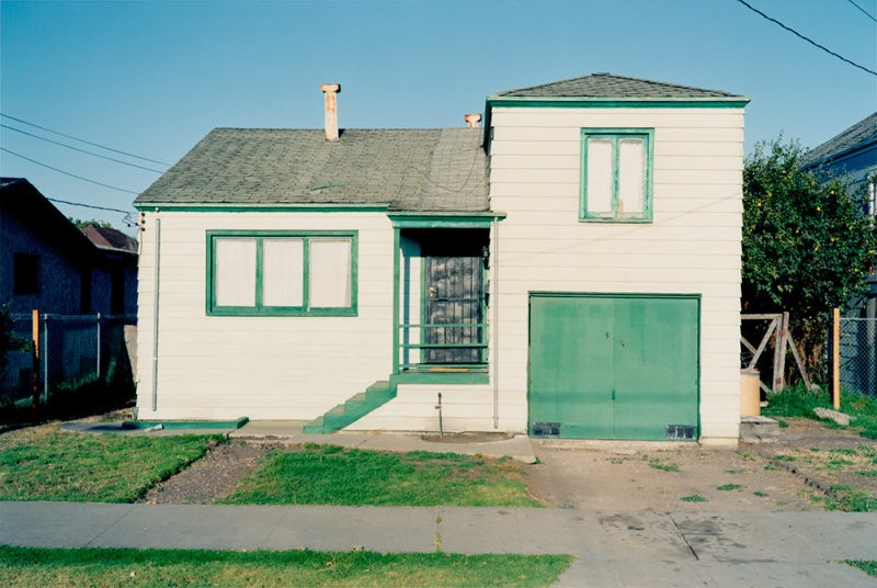 Henry Wessel - No. 91137, 1991, from House Pictures