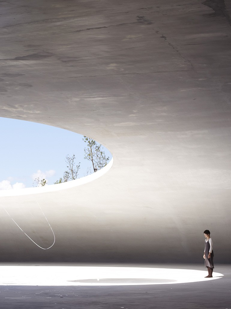 Why should you visit the Teshima Art Museum?