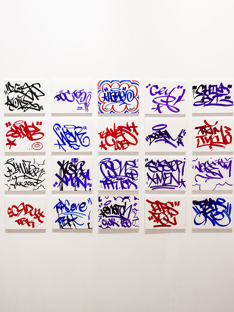 What tools do graffiti writers use? Martha Cooper & others show you